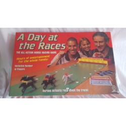 A Day at the Races Board Game