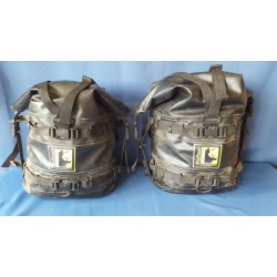 Wolfman Luggage Expedition Dry Saddle Bags