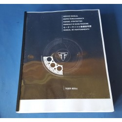 Triumph Tiger Service Manual