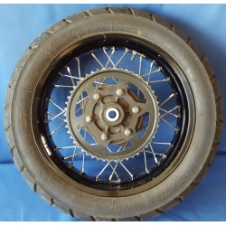 Triumph Tiger 800 XC Wheels