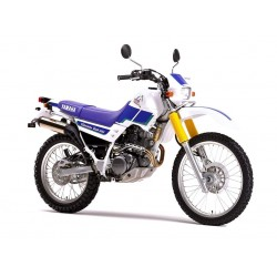 Yamaha 250 Serow