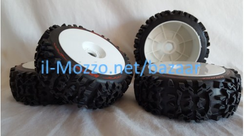 Louise World B-Pioneer Off-Road Mounted Tyres