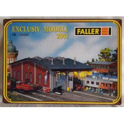 Faller Coach Workshop Exclusive Model 2001