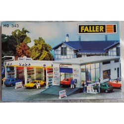 Faller 343 Functioning Car Wash