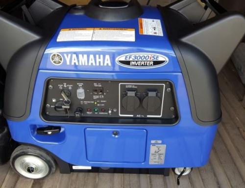 Yamaha EF3000 iSE Review