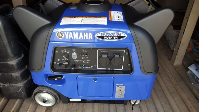 Yamaha EF3000 iSE Review – il Mozzo