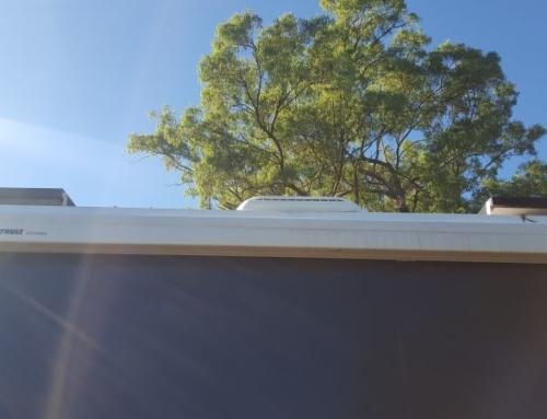 Dometic Vent Roof Cap Modification