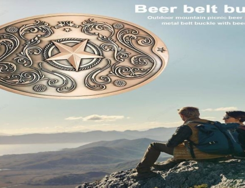 Outdoor Beer Head Belt Bottle Buckle Can Holder